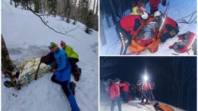 Photo of HGSS: U dramatičnoj akciji na Velikom Alanu spašen planinar s teškim ozljedama