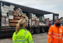 Photo of Petrinja: U bazu ronilaca stiglo 70 tona humanitarne pomoći iz Bavarske