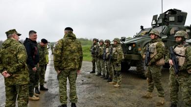 """Photo of Predsjednik Milanović nakon vojne vježbe u Gašincima: """"To je naša vojska bez koje ne bi bilo države"""""""