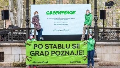 Photo of Greenpeace: Nova vlast mora osigurati više zelenila u Zagrebu