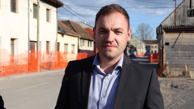 Photo of Mladi geodet Ivan Janković kandidat za gradonačelnika grada Gline