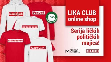 Photo of Zaštićeno: EKSKLUZIVNO Serija ličkih političkih majica! Jeste li domoljub, lipi, hadezeovac ili esdepeovac?
