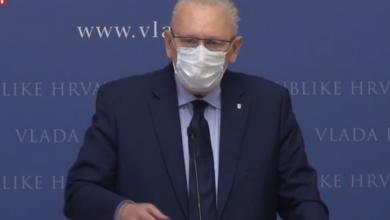 """Photo of VIDEO Božinović nakon sastanka: """"Produžujemo postojeće mjere, opcija strožih mjera nije isključena"""""""