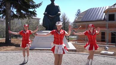 Photo of Gospićke mažoretkinje video razglednicom obilježile Svjetski dan plesa