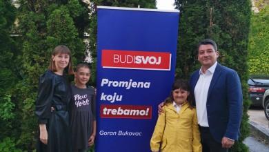 Photo of Goran Bukovac: Ova pobjeda nije samo moja, već svih koji su proteklih tjedana čvrsto i beskompromisno stali uz mene