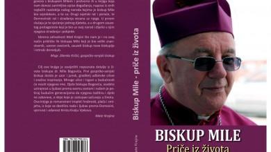Photo of Trideset priča iz života i o životu prvog gospićko-senjskog biskupa dr. Mile Bogovića