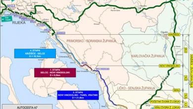 Photo of Vlada HAC-u odobrila kredit za izgradnju autoceste od Križišća do Žute Lokve