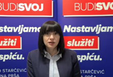 Photo of Prša kandidatu Šimuniću snimila video lekciju o Proračunu Gospića, on se uvrijedio