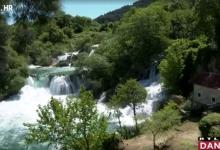 """Photo of VIDEO U Nacionalni park Krka napokon se vraćaju i strani posjetitelji: """"Slapovi su nevjerojatni. Ovo morate posjetiti ako dolazite u Hrvatsku"""""""