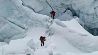 """Photo of VIDEO Šesti Hrvat na Everestu izgubio je 20 kila: """"Gore je -40°C, vjetar nas je rušio, od leda nismo osjećali ruke"""""""