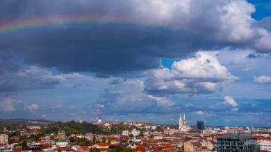 Photo of U nekim dijelovima zemlje bit će tmurno i kišovito, no možemo se nadati sunčanim razdobljima