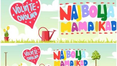 Photo of Djeca iz SOS Dječjeg sela izradila originalne Viber stickere za Majčin dan – preuzmite ih!