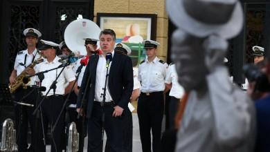 """Photo of Predsjednik Milanović na Danu antifašističke borbe u Splitu: """"Bez sloge među hrvatskim ljudima nema napretka"""""""