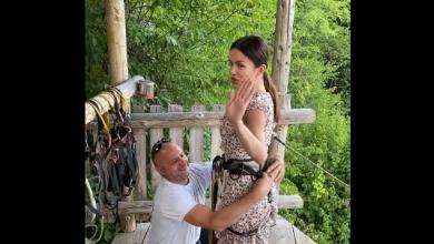 Photo of VIDEO Severina se na Plitvicama spustila zip-lineom, pogledajte snimku