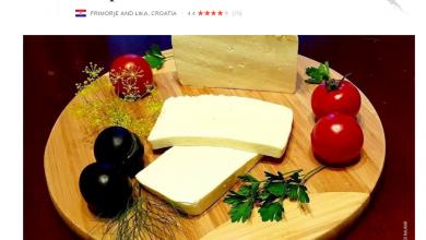 Photo of Škripavac i paški sir među 100 najbolje ocijenjenih sireva na svijetu