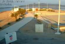 Photo of Snimile nadzorne kamere: Pogledajte trenutak potresa u Dalmaciji