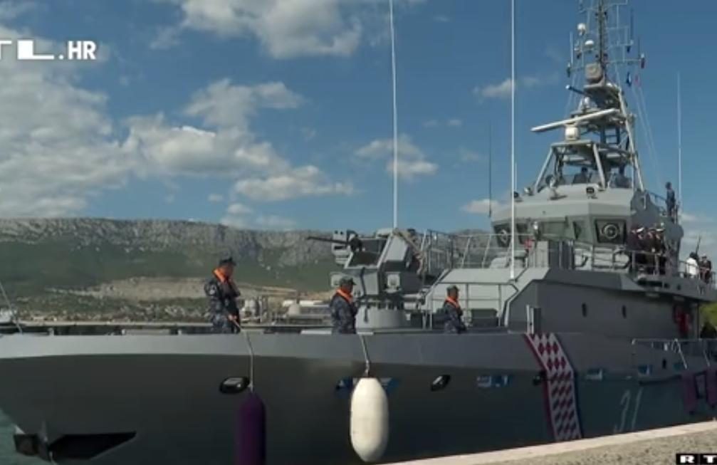 VIDEO Ponos Hrvatske ratne mornarice su obalni ophodni brodovi – od posebnog čelika, štedljivi…