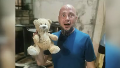 """Photo of VIDEO Jedan od najgorih požara u Zadru u pola stoljeća, a tata spasio medu svoje curice: """"Bio sam presretan kad sam ga našao"""""""
