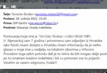 Photo of VIDEO  Više osoba tvrdi – nisu bili na glasanju, no netko je glasao umjesto njih: Potraga donosi priču o ozbiljnim optužbama za krađu glasova u slavonskoj općini