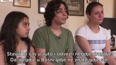 """Photo of VIDEO Mještani u Karlovačkoj županiji skrivali Iranku s dvoje djece: """"Policija nas je 22 puta izbacila iz zemlje"""""""