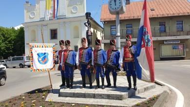 Photo of DAN GRADA Više od 20 povijesnih postrojbi danas na Trgu Stjepana Radića