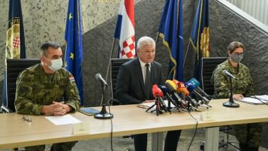 Photo of MORH: Nijedan slučaj smrti vojnika nije povezan ni počinjen u prostorima našeg sustava