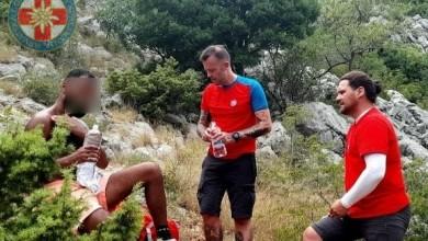 Photo of Zadarski HGSS u dva dana pet puta spašavao dehidrirane izletnike