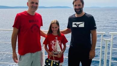 Photo of Gospićanka Sara Vukelić je najbolja polaznica 14. međunarodnog kampa Balić Metličić!