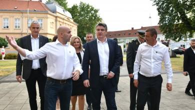 """Photo of Predsjednik Milanović u Karlovcu: """"Ako si kriv, kažnjen si, ali država ne može i financijski teretiti ljude koji su odgovarali za svoje grijehe"""""""