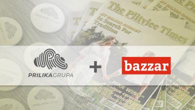 Photo of Bazzar i Prilika Grupa otvorili novu suradnju