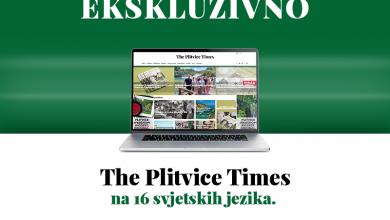 Photo of The Plitvice Times od danas se prevodi na 16 svjetskih jezika! Pogledajte koji su to