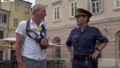 """Photo of VIDEO  Strani policajci i ove godine u Hrvatskoj: """"Ovo je peti put da dolazim u Hrvatsku na ispomoć. To je već kao da dolazim kući"""""""