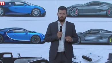 """Photo of VIDEO Rimac preuzima Bugatti: """"Dijeliti pozornicu s prijateljima iz Bugattija i Porschea je nešto o čemu nikad nisam mogao ni sanjati"""""""