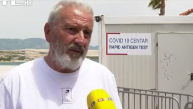Photo of VIDEO Desetero Belgijaca pozitivno na covid vraćeno je iz Novalje u Belgiju
