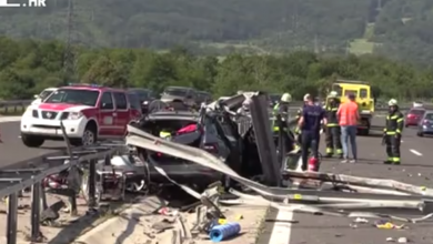 Photo of VIDEO Pazite kako vozite! Iz dana u dan – sve više je mrtvih na cestama: Svaki četvrti bio je motorist ili mopedist
