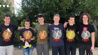 Photo of VIDEO  Naši učenici briljirali na matematičkoj olimpijadi: Hrvatska ima još šest medalja i ovo je do sada najveći uspjeh