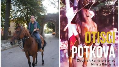 """Photo of BOOK CAFE PARADISO Predstavljanje knjige """"Otisci potkova"""" kao uvod u treći The coklje fest!"""