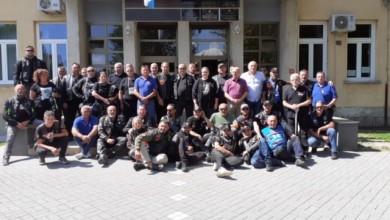 Photo of Veterani bikeri iz Hrvatske i Kosova posjetili Gospić i nekadašnje ličko bojište