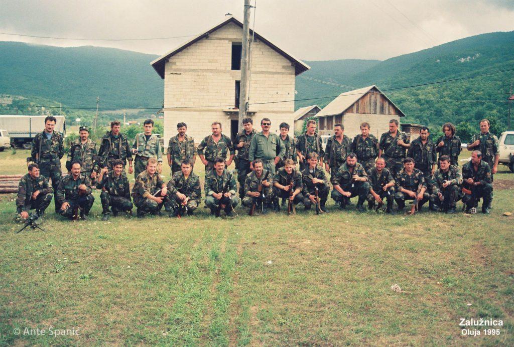 DANAS U OTOČCU Izložba fotografija 133. domobranske pukovnije