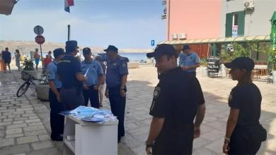 Photo of ZA SIGURNOST U TURIZMU U Karlobagu zajedničke aktivnosti domaćih i stranih policijskih službenika