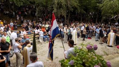 Photo of Biskup Križić predvodi središnje misno slavlje Velike Gospe u Krasnu