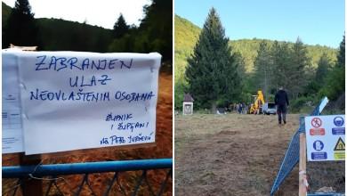 Photo of NOVI INCIDENT U KOSINJU Hoće li groblje u Mance Dragi utjecati na projekt izgradnje hidroelektrane u Kosinju?