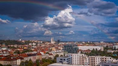 Photo of Čekaju nas kiše i pljuskovi, izražena nevremena i lokalno obilne oborine