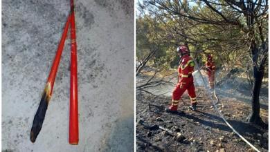 Photo of Vatrogasci su jučer imali 5 intervencija zbog roštilja i baklji na otvorenom