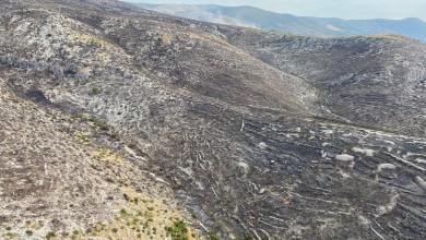 Photo of U tijeku je sanacija požara u trogirskom zaleđu, pomoć iz drugih županija više nije potrebna