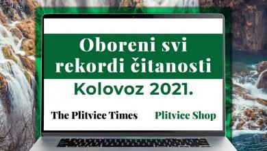 Photo of The Plitvice Times oborio sve rekorde čitanosti u kolovozu, raste 100%