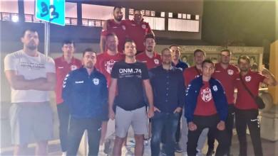 Photo of Prijateljska utakmica gospićkih rukometaša protiv premijerligaša Trogira