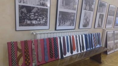 Photo of Više od 200 kravata iz raznih povijesnih razdoblja na izložbi u Mrkoplju