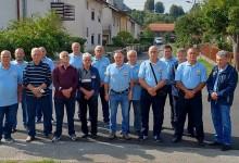 Photo of Udruga umirovljenika PU Ličko-senjske danas svečano obilježila dan policije na centralnom spomeniku u Brinju