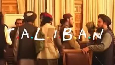 """Photo of HIT NA INTERNETU Netko je spojio snimke talibana s pjesmom iz """"Prijatelja"""""""